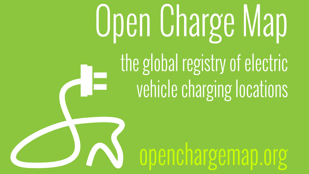 Image of Open Charge Map Logo