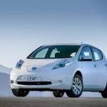 Nissan LEAF: 100% Electric, Zero % Gas