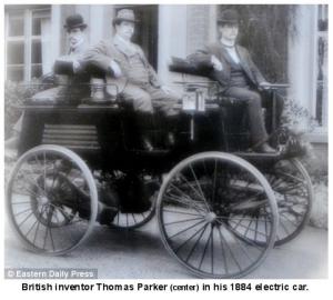 Thomas Parker