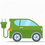 Image of Electric Car Graphic
