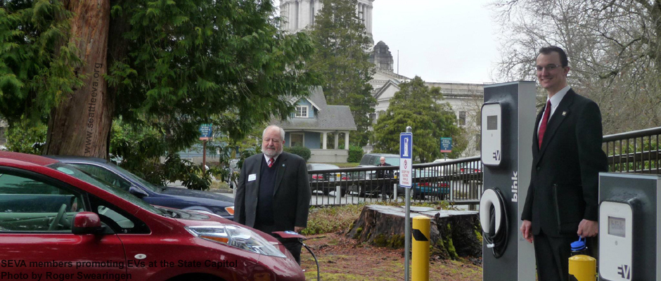 Washington State Has A Number Of Incentives For Electric Vehicles Thanks To Forward Thinking Legislators And The Work Many Seva Members Such As Jeff Finn