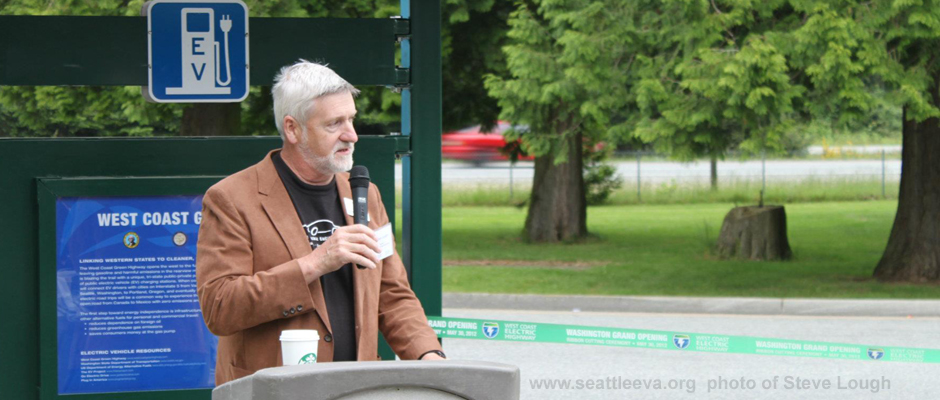 Image of SEVA President Emeritus Steve Lough