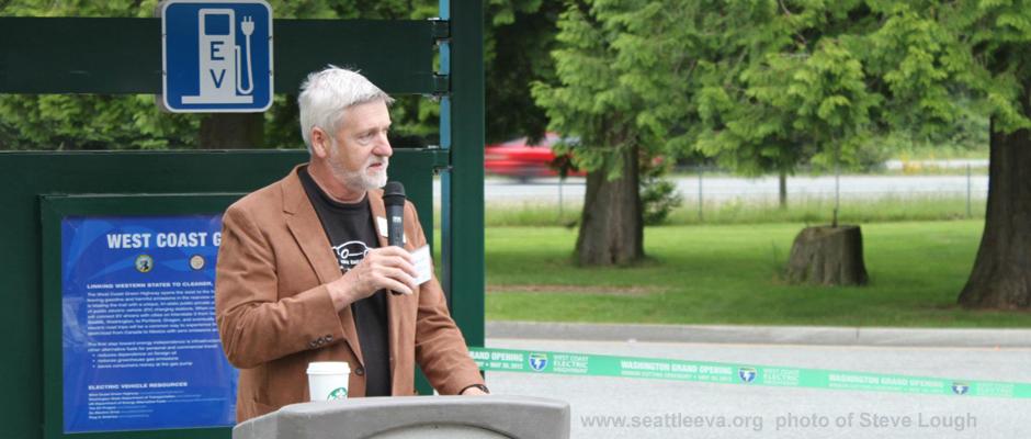 Image of SEVA President Emeritus Steve Lough