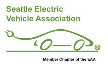 Image of Seattle Electric Vehicle Assocation Logo