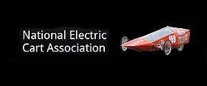 National Electric Cart Racing Logo