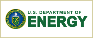 Img of US Dep of Energy Logo