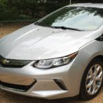 Img of 2017 Silver Chevy Volt Thmubnail
