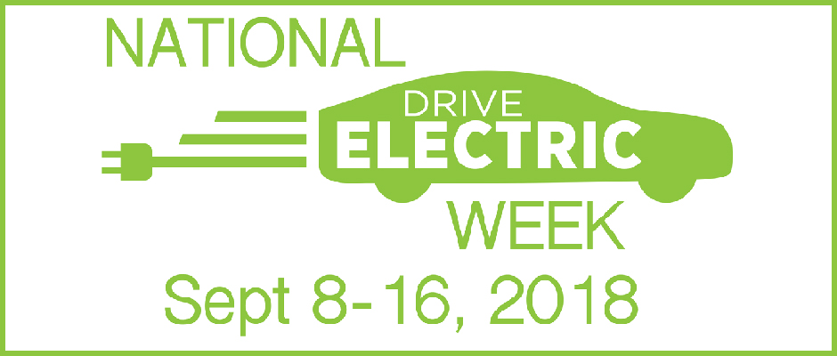 Banner For 2018 National Drive Electric Wekk