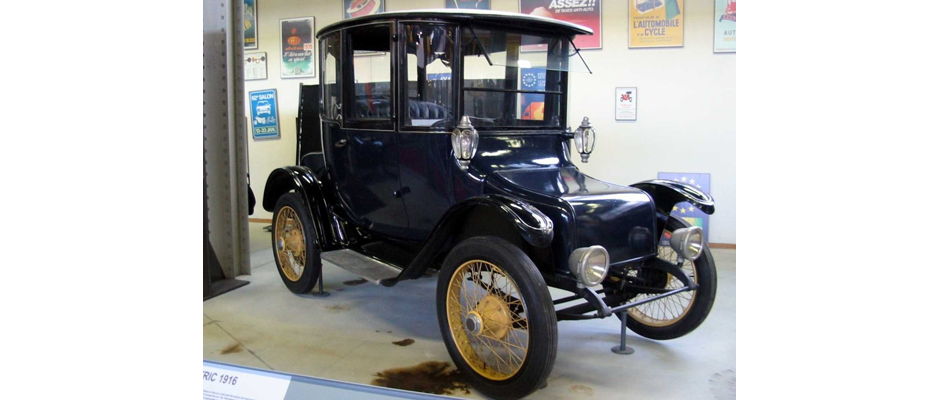 Image of 1920 Detroit Electric