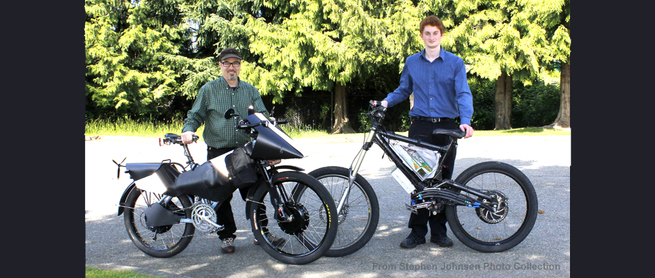 Image of Electric Bicycles